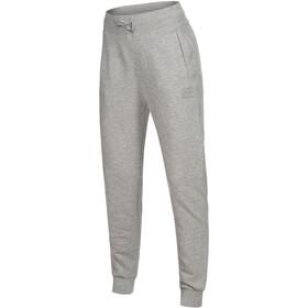 Peak Performance Ground Pantalones de Chandal Mujer, med grey melange